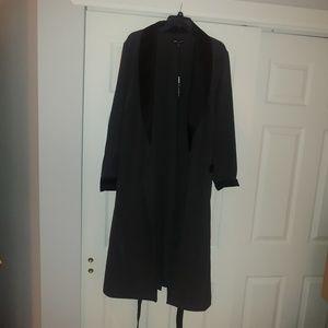 Long lightweight house coat